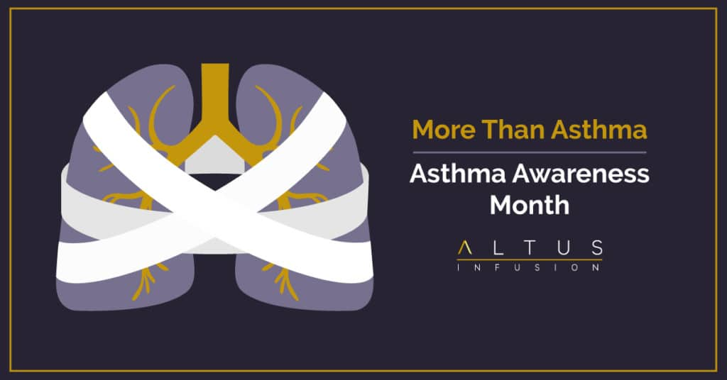 asthma and allergy awareness month