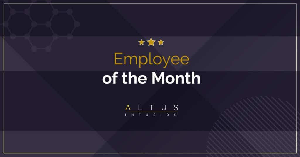 September Employee of the Month