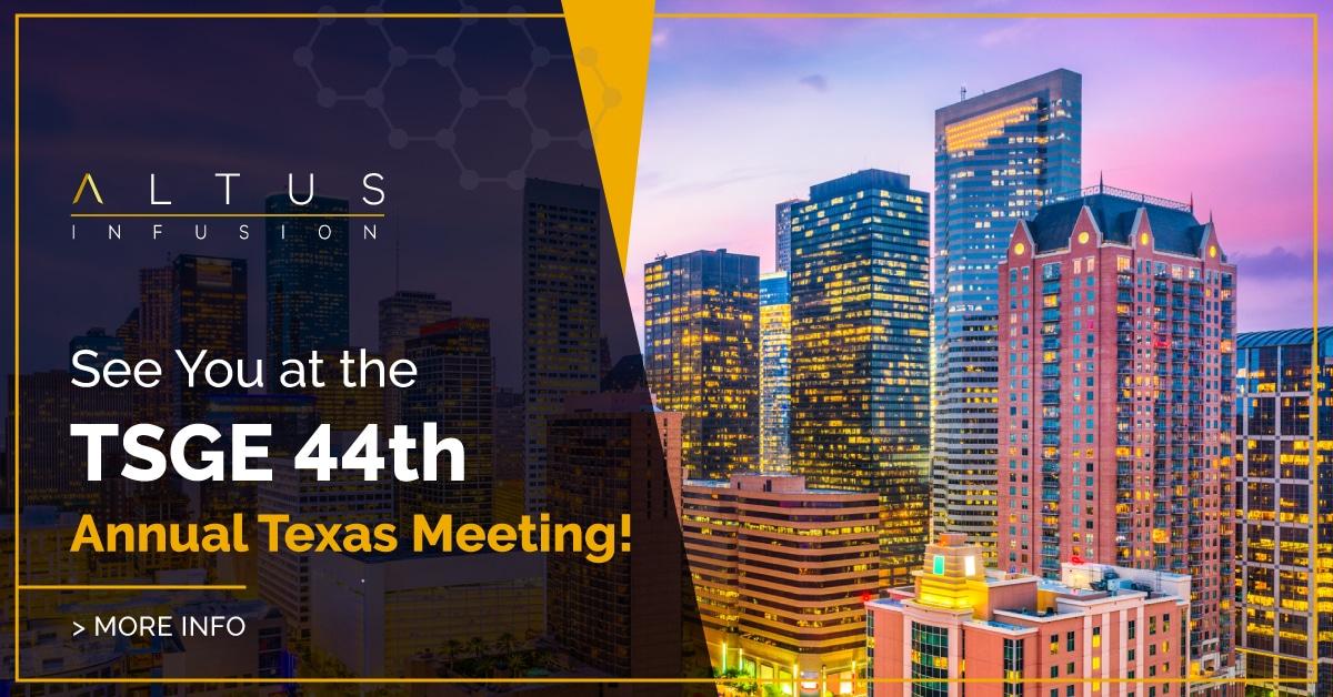 TSGE 44th Annual Texas Meeting